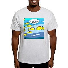 Fish Graduation T-Shirt