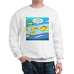 Fish Graduation Sweatshirt