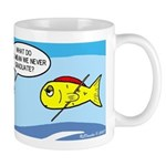 Fish Graduation Mug Mugs