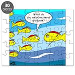 Fish Graduation Puzzle