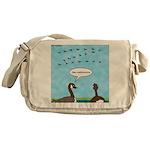 Geese Nonconformists Messenger Bag