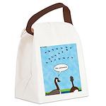 Geese Nonconformists Canvas Lunch Bag