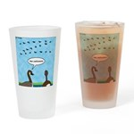 Geese Nonconformists Drinking Glass