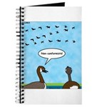 Geese Nonconformists Journal