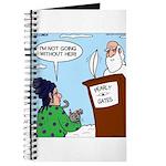 Cat Lady in Heaven Journal