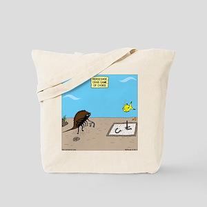 Horseshoe Crab Game Tote Bag