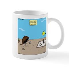 Horseshoe Crab Game Mug