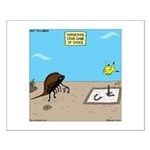 Horseshoe Crab Game Small Poster