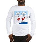 Lobster Vacation Long Sleeve T-Shirt
