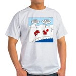 Lobster Vacation Light T-Shirt