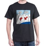 Lobster Vacation Dark T-Shirt