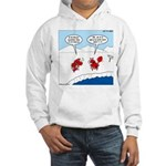 Lobster Vacation Hooded Sweatshirt
