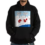 Lobster Vacation Hoodie (dark)