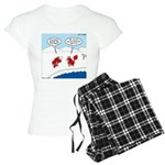 Lobster Vacation Women's Light Pajamas