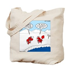 Lobster Vacation Tote Bag