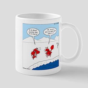 Lobster Vacation Mug