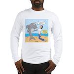 Nurse Shark Long Sleeve T-Shirt