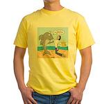 Nurse Shark Yellow T-Shirt