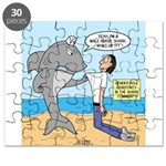 Nurse Shark Puzzle