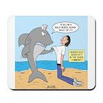 Nurse Shark Mousepad