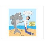 Nurse Shark Small Poster