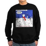 Polar Bear Penguin Pop Sweatshirt (dark)