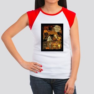 Witch's Stew Women's Cap Sleeve T-Shirt