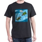 Seaturtle SCUBA Dark T-Shirt