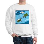 Seaturtle SCUBA Sweatshirt