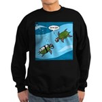 Seaturtle SCUBA Sweatshirt (dark)