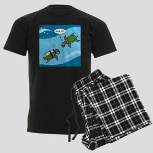 Seaturtle SCUBA Men's Dark Pajamas