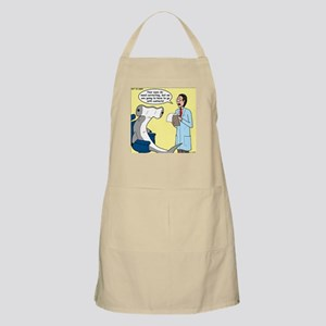Hammerhead Shark Eye Exam Apron