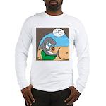 Shark Favorite Book Long Sleeve T-Shirt