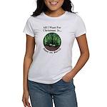 Xmas Peas on Earth Women's T-Shirt
