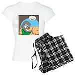 Shark Favorite Book Women's Light Pajamas
