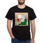 Whale Favorite Book Dark T-Shirt