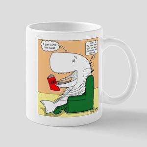 Whale Favorite Book Mug