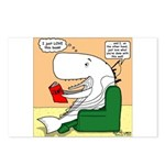 Whale Favorite Book Postcards (Package of 8)