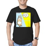 Catatonic Men's Fitted T-Shirt (dark)