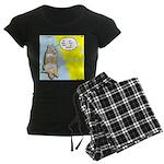 Catatonic Women's Dark Pajamas
