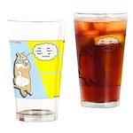 Catatonic Drinking Glass