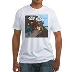 Trail Closed Fitted T-Shirt