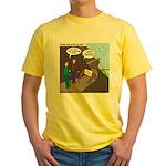 Trail Closed Yellow T-Shirt