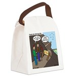 Trail Closed Canvas Lunch Bag