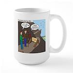 Trail Closed Large Mug