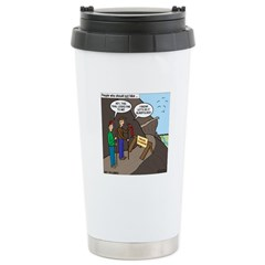 Trail Closed Stainless Steel Travel Mug