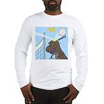 T-Rex Volleyball Long Sleeve T-Shirt