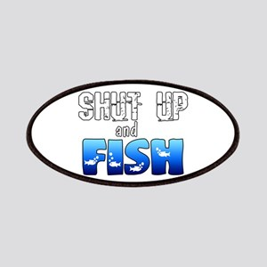 Shut Up and Fish Patches