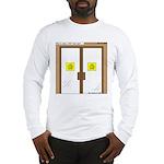 Closing a Mini-Mart Long Sleeve T-Shirt