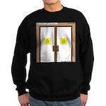 Closing a Mini-Mart Sweatshirt (dark)